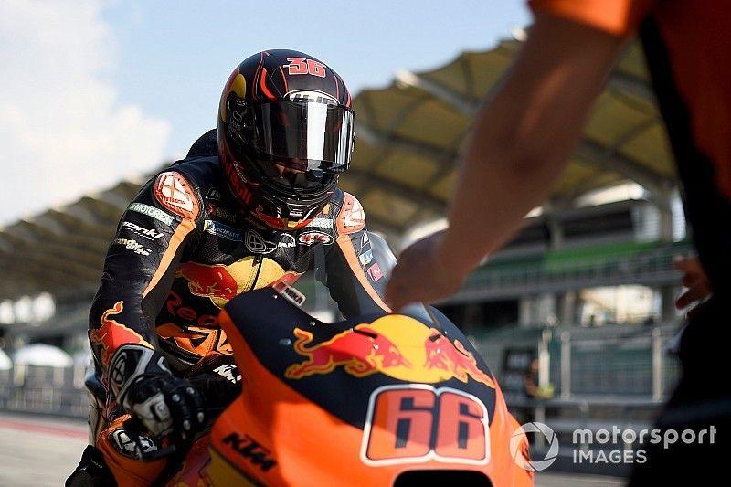 Kallio sustituye a Zarco hasta final de temporada en KTM