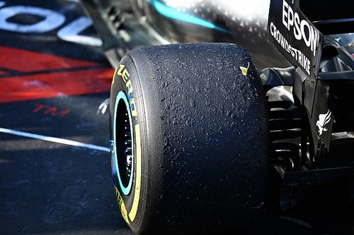 How F1 teams extract the maximum from their tyres