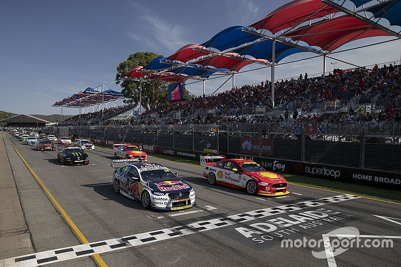 February start for 2020 Supercars season