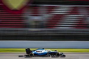 Russell reconoce que los Williams son los más lentos
