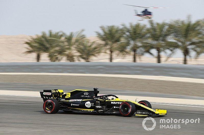 """Ricciardo aún no está adaptado a la """"bestia"""" de Renault"""