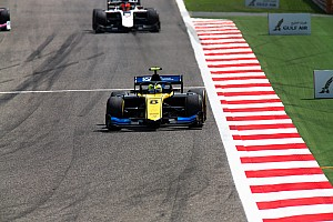 F2 Bahrein: Ghiotto wint overtuigend sprintrace, De Vries zevende