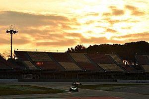 第二轮季前测试车手出场安排