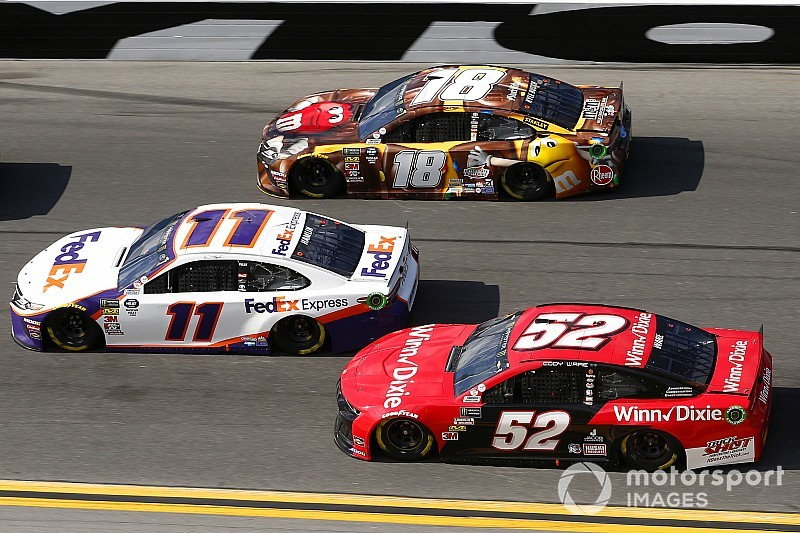 NASCAR Mailbag: Where is the advantage?