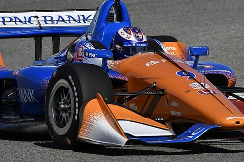 Long Beach IndyCar: Dixon edges Hunter-Reay in second practice