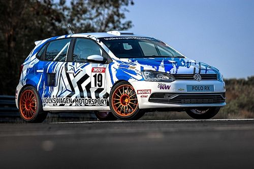Volkswagen shows new track-only Polo with Ameo Cup engine