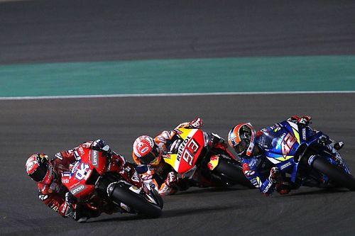 Kemarahan besar Rins tentang duel Qatar