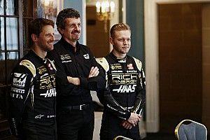 Helyszíni képek a Haas F1 Team 2019-es bemutatójáról