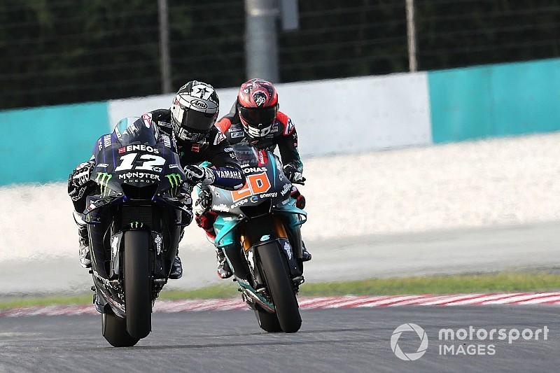 A Quartararo le pilla por sorpresa poder contar con una Yamaha 2019
