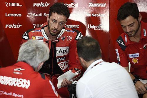 Dovizioso finit les essais avec de mauvaises sensations