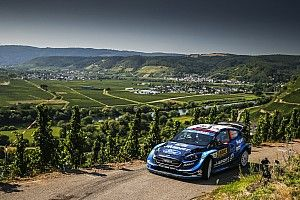 WRC cancels Rally Germany, moves Italy date to avoid F1 clash