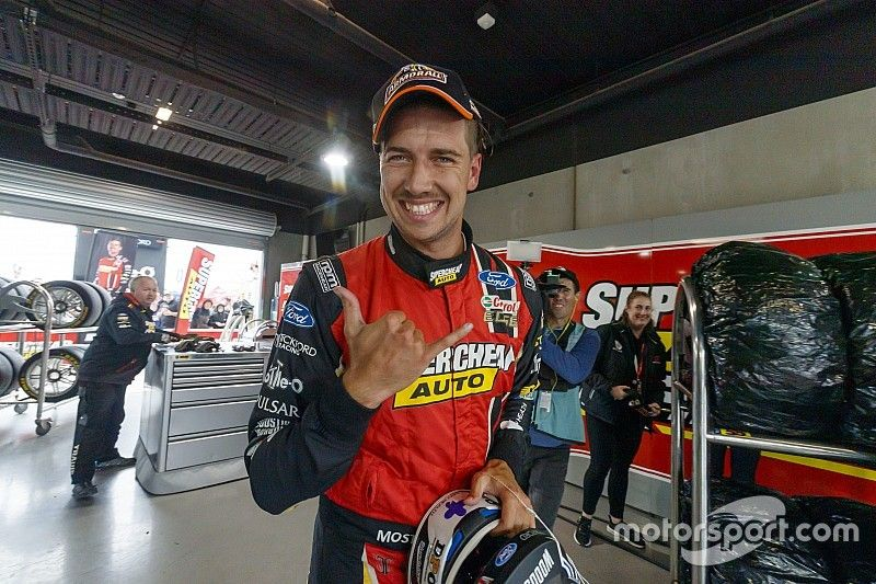 The Bend Supercars: Mostert denies fuel-starved McLaughlin pole