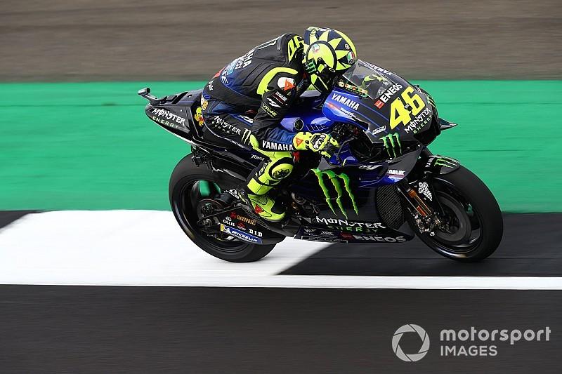 Rossi, zorlu yarışların ardından gelen ilk çizgiden memnun