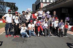 Alunos da Escola de Kart do Senninha e filhos de pilotos estarão no grid da Corrida do Milhão