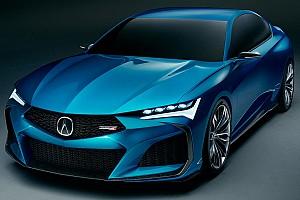 Acura Type S Concept, ritorno al passato a Pebble Beach