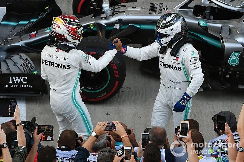 Hoe Mercedes in Japan alvast beide titels kan veiligstellen