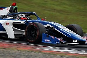 Kobayashi blames Palou for race-ending crash