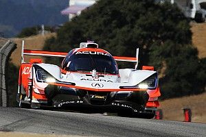 Laguna Seca IMSA: Montoya edges Derani in second practice