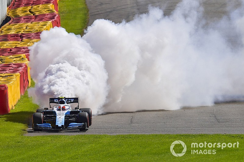 Ferrari e Mercedes enfrentam preocupações de motor em Monza