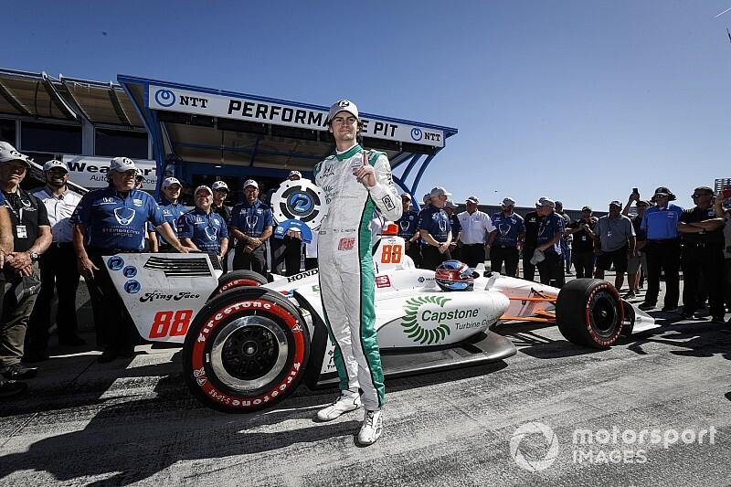 GALERÍA: Los ganadores 2019 de IndyCar
