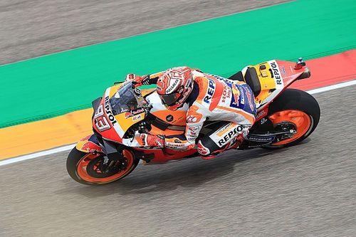 Volledige uitslag race MotoGP Grand Prix van Aragon