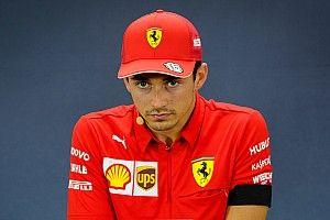 """Leclerc: """"Concentrato su Monza, voglio festeggiare domenica"""""""