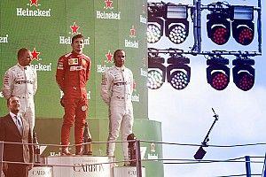 """Hamilton: """"Így is lehet versenyezni? Akkor én is ezt fogom tenni"""""""