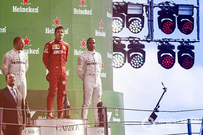 Campeonato: El ranking después del GP de Italia