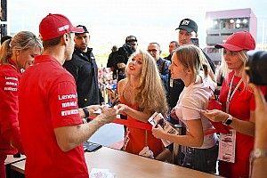 Vettel úgy érzi, hogy az emberek mögötte állnak