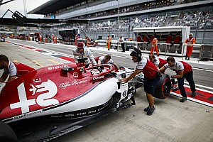 Az Alfa Romeo 2020-as F1-es autója a második kísérletre már átment a törésteszten