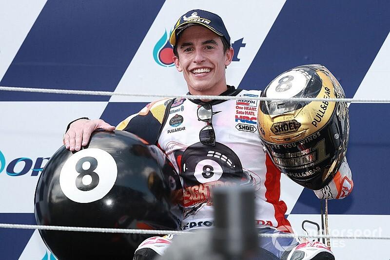 Course - Márquez triomphe de Quartararo!