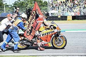 """今のMotoGPでは""""信じられない結果""""……ドヴィツィオーゾ、マルケスの強さに唖然"""