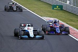 Кто отыграл больше позиций в гонках за половину сезона Ф1
