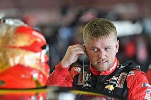 """Allgaier: """"I feel like I finished it today"""" with Ross Chastain"""