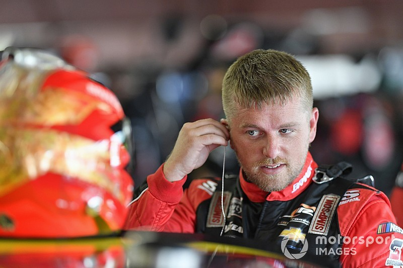 "Allgaier: ""I feel like I finished it today"" with Ross Chastain"