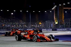 Stats - Une première pour Ferrari depuis 2008