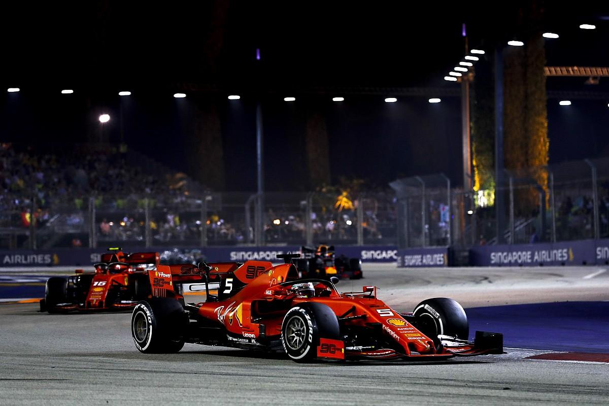 Hakkinen: Ferrari heeft momenteel de beste auto in Formule 1