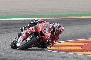 Petrucci hoopt op doorbraak na meeting met Ducati