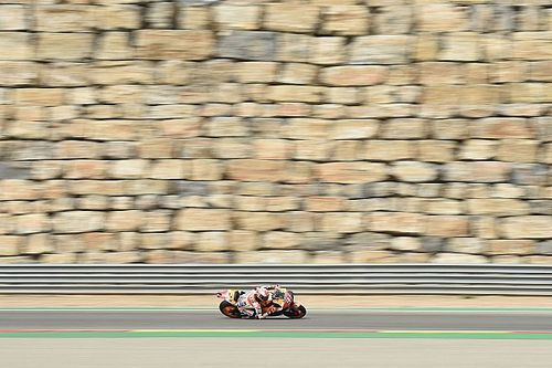 Volledige uitslag kwalificatie Grand Prix van Aragon