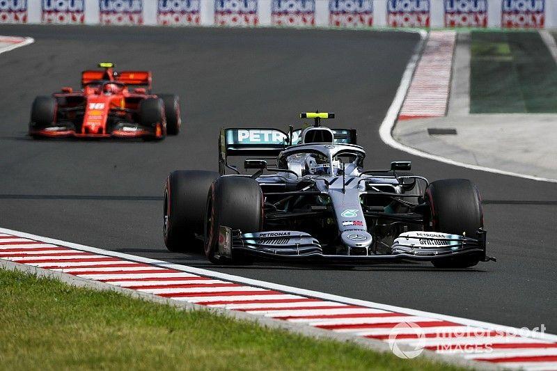 Formel 1 Ungarn 2019: Das Rennen im Formel-1-Live-Ticker