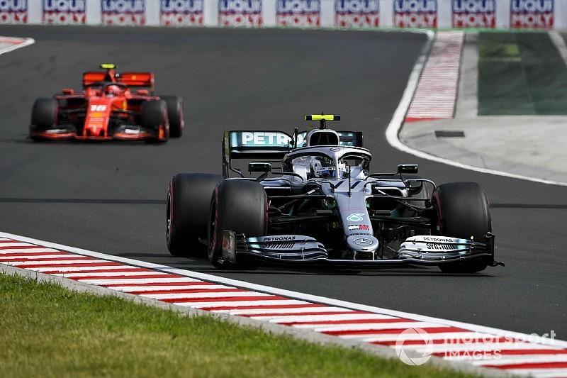 Бинотто объяснил минутное отставание Ferrari на финише Гран При Венгрии