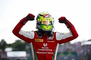 Hungary F2: Schumacher resists Matsushita for first win