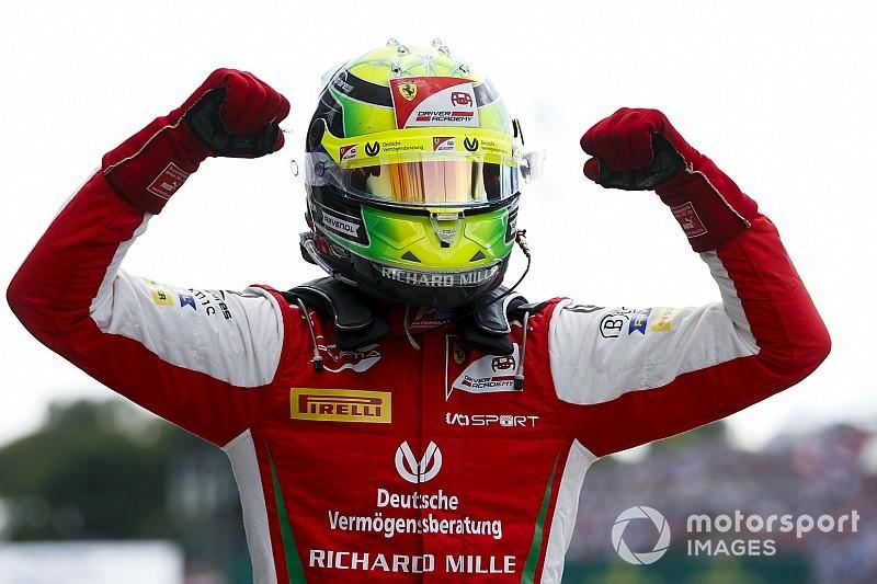 Formel 2 Budapest 2019: Erster Sieg für Mick Schumacher