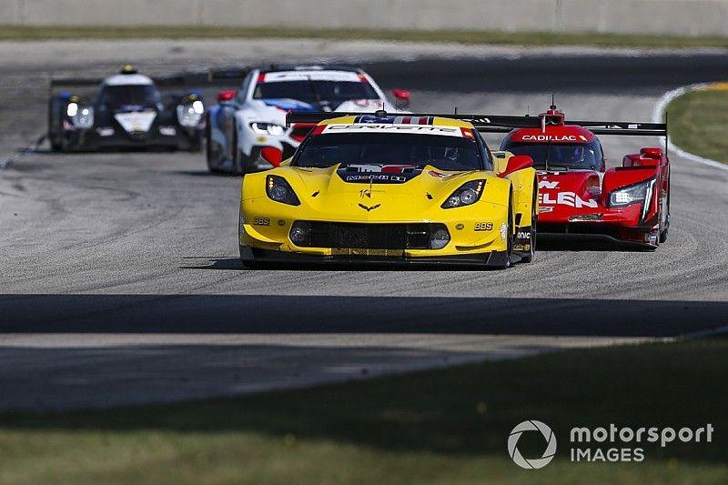 Corvette drivers rue misfortunes after brave strategies fail
