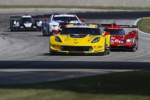 Corvette drivers rue misfortunes after brave strategies fail