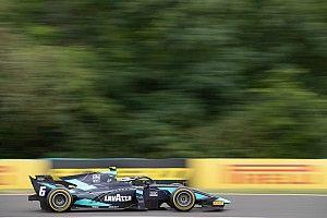 F2ハンガロリンク・レース1:ラティフィ今季4勝目。他車ペナルティ取り消しで松下7位