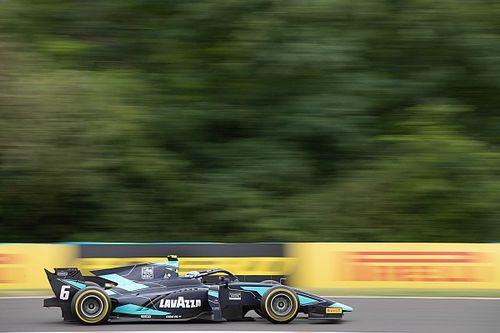 F2, Hungaroring: Latifi senza rivali nella Feature Race