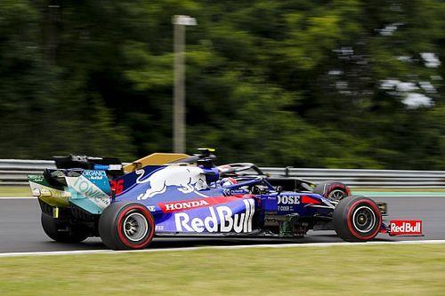 Ergebnis: Formel 1 Ungarn 2019, 2. Freies Training