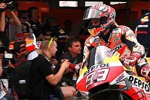 MotoGP, Brno, Libere 3: sull'umido si rimette davanti Marquez