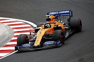 Norris ya siente la presión de estar en F1